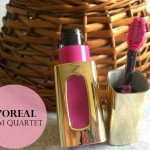 L'Oreal Color Riche Extraordinaire Lipcolor Plum Quartet: Review, Swatches