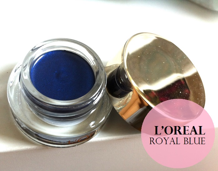 LOreal-Paris-Super-Liner-Gel-Intenza-36H-Royal-Blue-Review-Swatches-price