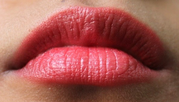 Lakme-Enrich-Satin-Lip-Color-P164-review-swatch-lips