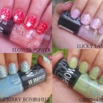 4 Maybelline Color Show Go Graffiti Nail Polishes: Reviews, Swatches, Shades