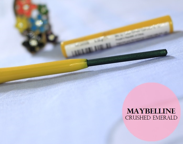 Maybelline-Colossal-Kohl-Crushed-Emerald-review-swatches-price