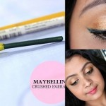 Maybelline Colossal Kohl Crushed Emerald: Review, Swatches