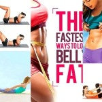 How to Reduce Belly Fat: Top 6 Exercises, Low Fat Foods, Tips