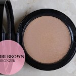 Bobbi Brown Illuminating Bronzing Powder Review, Swatches: Bali Brown