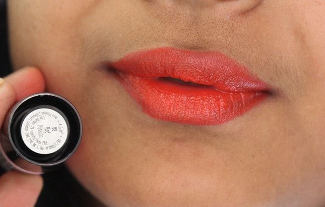 Elle18-Color-Boost-Lipstick-redpassion-reviews-swatches-lips
