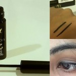 Faces Glam On Perfect Noir Eyeliner: Review, Swatches