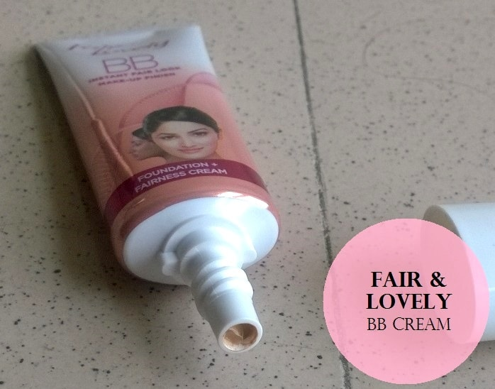 Fair-and-lovely-BB-Cream-Review-Swatches-price