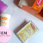 Fem Anti Darkening Hair Removal Cream Review: Dry Skin