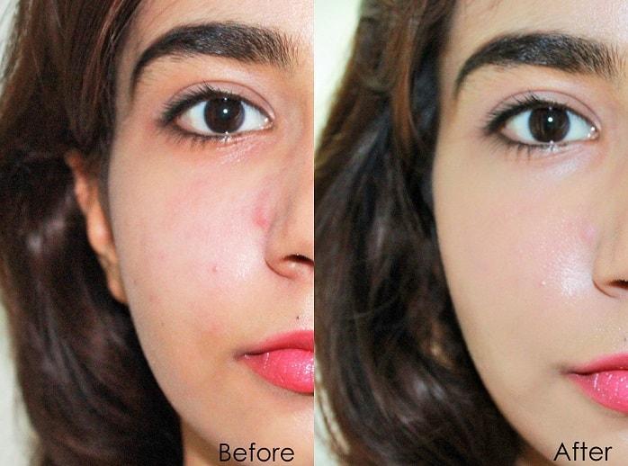 Makeup forever matte velvet skin powder foundation review