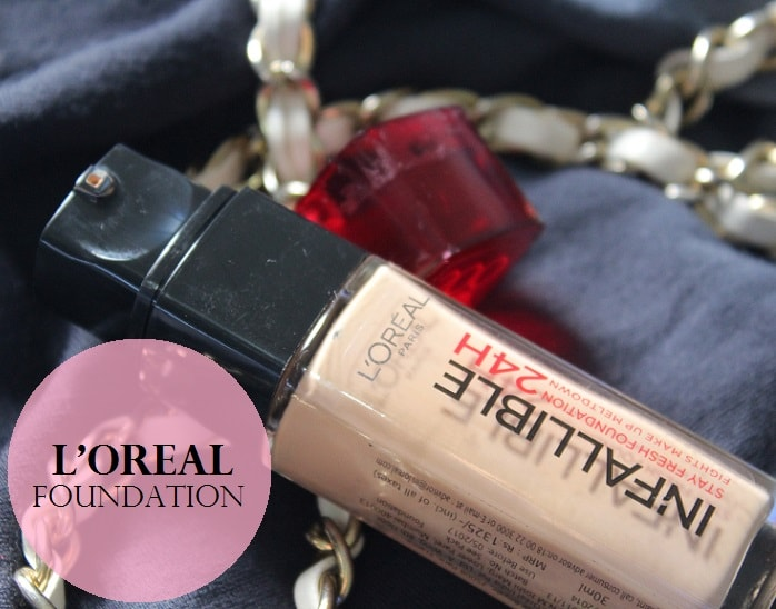 LOreal-Paris-24H-Infallible-Reno-Liquid-Foundation-Review-Swatches-demo-price