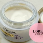 L'Oreal Paris Skin Perfect Age 40+ Day Cream: Review, Price