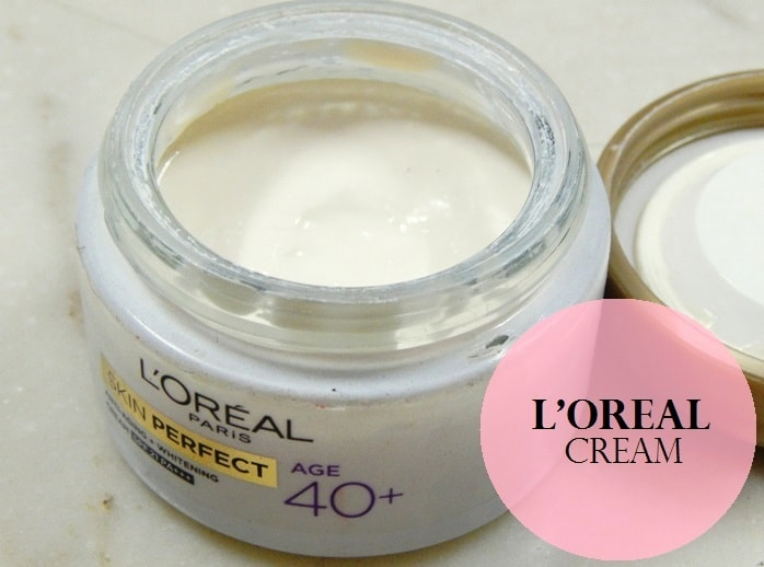 LOreal-Paris-Skin-Perfect-Age-40-Day-Cream-Review-price