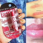 Maybelline Baby Lips Spiced Up Review, Swatches: Tropical Punch