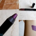 Sephora Jumbo Liner 12HR Wear Waterproof Review, Swatches: Purple
