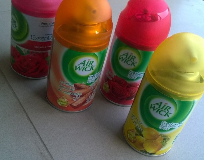 airwick-freshmatic-fragrances-types-reviews