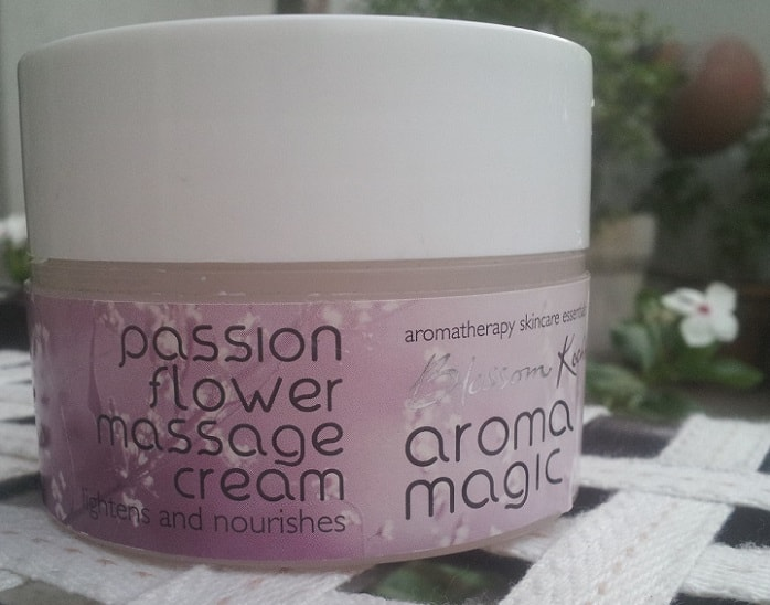 Aroma-Magic-Passion-Flower-Massage-Cream-Review