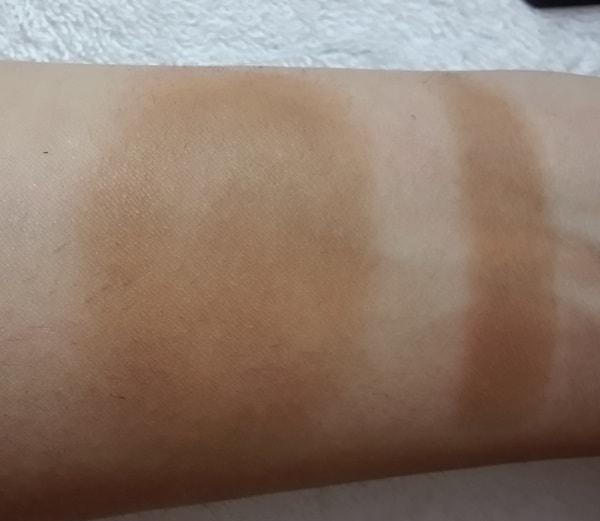 Benefit-Cosmetics-Hoola-Bronzing-Powder-Review-Swatch-indian-skin
