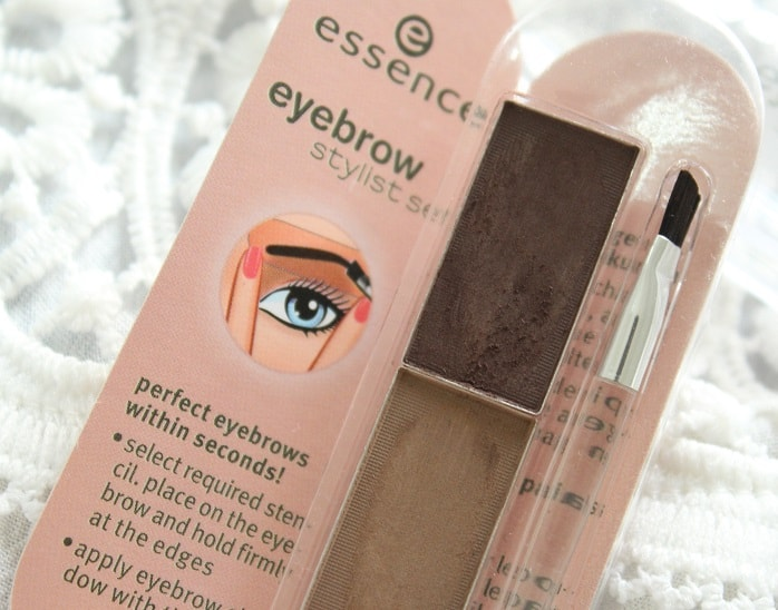 Essence Eyebrow Stylist Set Review Swatches Price