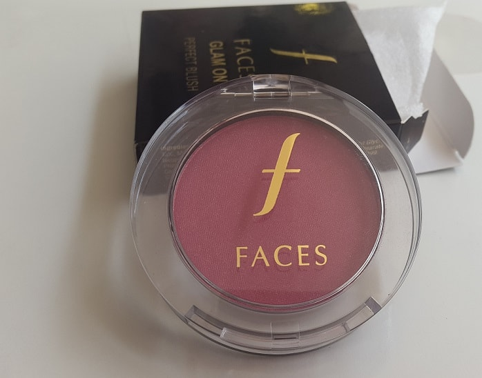 Faces-Glam-On-Perfect-Blush-Hot-Pink-Review