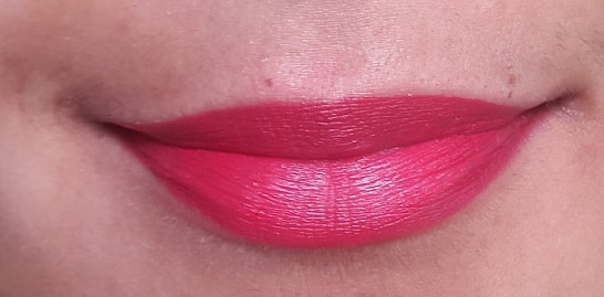 Faces-Ultime-Pro-Velvet-Matte-Lipstick-Pinked-Out-Review-Swatches-lips