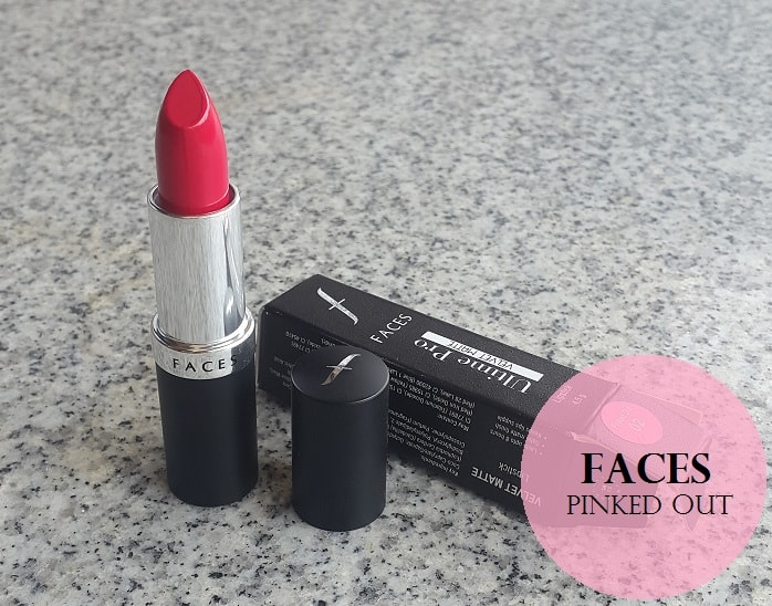 Faces-Ultime-Pro-Velvet-Matte-Lipstick-Pinked-Out-Review-Swatches-price