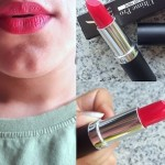 Faces Ultime Pro Velvet Matte Lipstick Pinked Out: Review, Swatches