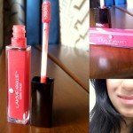 Lakme Absolute Gloss Stylist Review, Swatches: Rust Crush