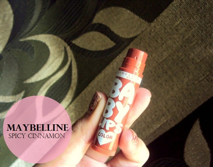 Maybelline-Baby-Lips-Spicy-Cinnamon-Spiced-Up-Lip-Balm-Review-Swatches-price