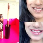 Street Wear Color Rich Mega Shine Lip Gloss Review, Swatches: Smokey Brown