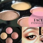 FACES Glam On Color Perfect Eyeshadow Quad Review, Swatches: Captive