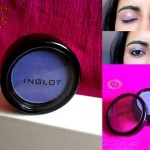 Inglot Eye Shadow Review, Swatches: Pearl 438