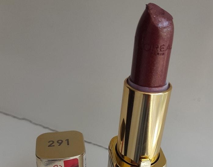 LOreal-Paris-Color-Riche-Lipstick-Fever-Brown-Review