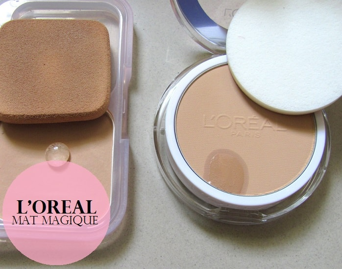 LOreal-Paris-Mat-Magique-Compact-Powder-review-demo-price