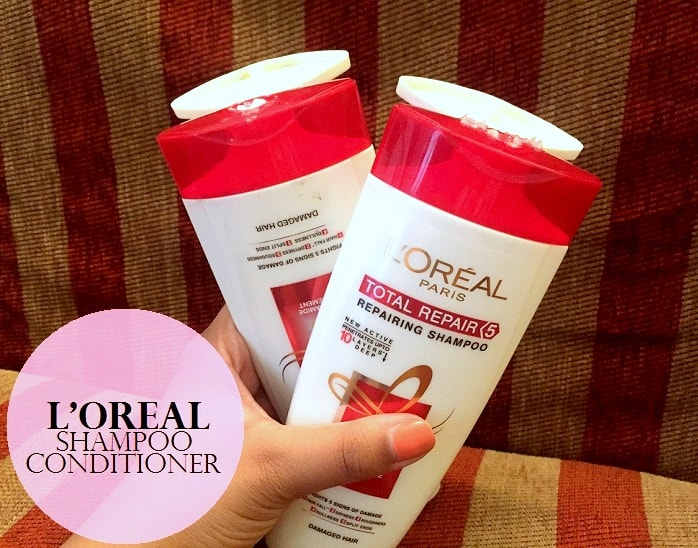 L'Oreal Paris Total Repair 5 Shampoo and Conditioner: Review, Price