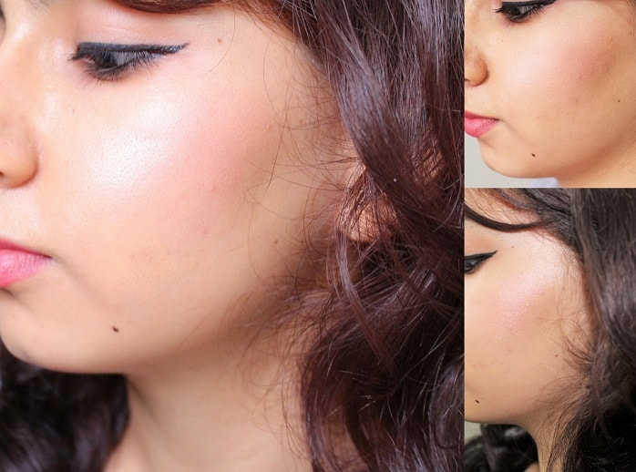 Lakme-Absolute-Cheek-Chromatic-Baked-Blush-Night-Sparkle-Review-Swatch-face