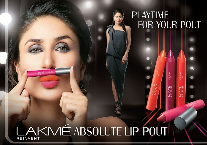 6 new lakme absolute lip pout shades price reviews
