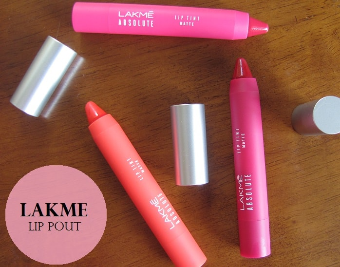 Lakme-Absolute-Lip-Pout-Matte-Lip-Tint-Tangerine-Touch-review