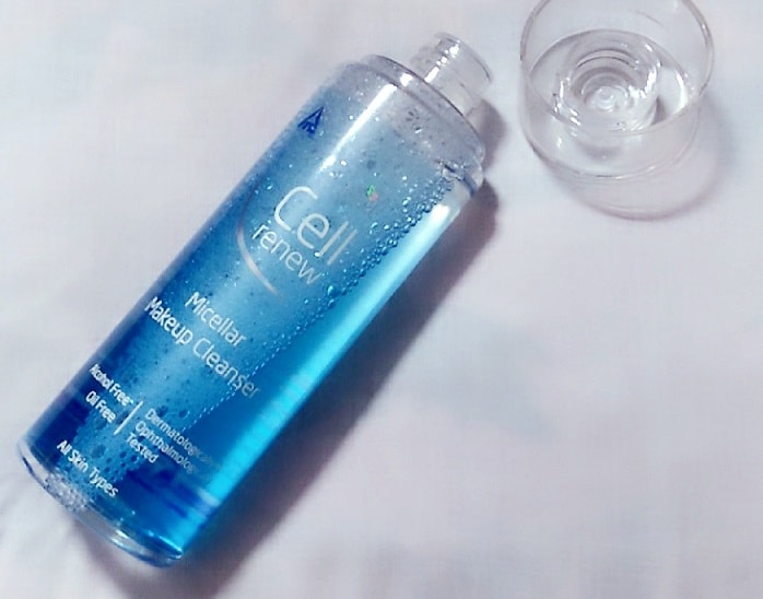 Vivel-Cell-Renew-Micellar-Make-Up-Cleanser