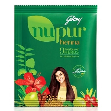 10 Best Henna Powder Dye Brands For Hair Growth In India
