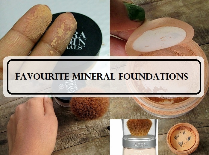 Best Mineral Makeup Foundation Brands