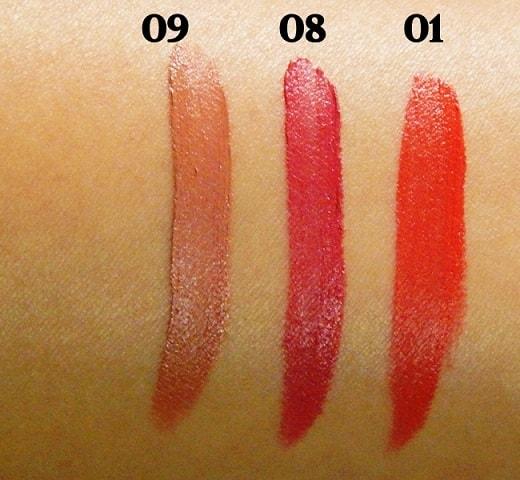 Miss-Claire-Soft-Matte-Lip-Creams-Reviews-Swatch-01-08-09