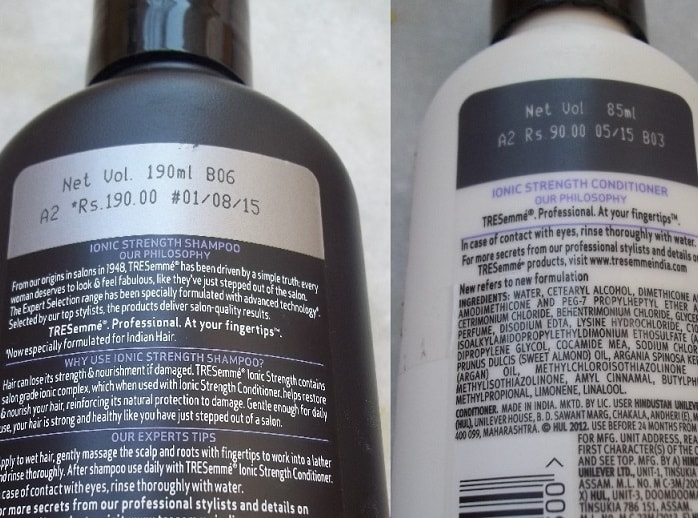 TRESemme-Ionic-Strength-Shampoo-Conditioner-Review-ingredients