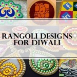 10 Best Rangoli Designs for Diwali Festival 2015