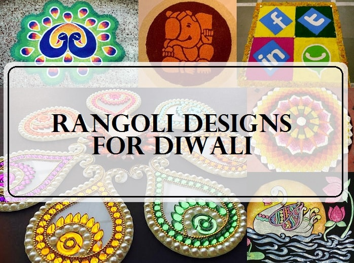 10 Best Rangoli Designs For Diwali Festival 2015 With Themes