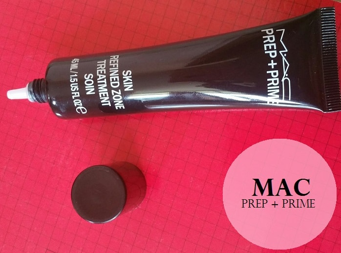 MAC Prep + Prime Skin Refined Zone Treatment Soin: Review ...