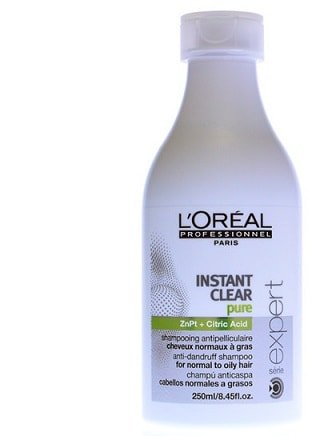 L Oreal Professional Expert Serie Instant Clear Anti Dandruff Shampoo