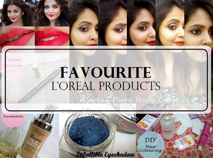 10 Best L'Oreal Paris Products in India