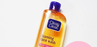 Clean-and-Clear-Foaming-Facial-Wash-Review-ingredients-price-india