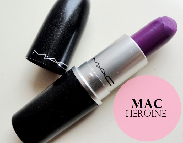 MAC-Heroine-Matte-Lipstick-Review-Swatches-price