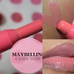 Maybelline Baby Lips Candy Wow Peach: Review, Swatches